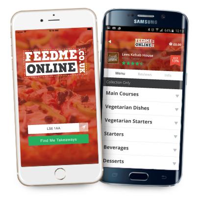 Online Takeaway App